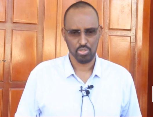 Wasiirka Arimaha Gudaha Somaliya Ayaa ka hadlay Xaalada Muqdisho Gashay.