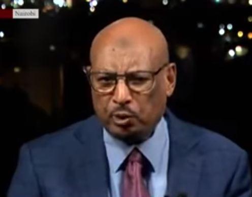 """Daawo """"Anigu Nin Jeeb Gala Ma Ihi""""Faysal Cali Waraabe Oo Waraysi Xaasasiya Siiyey BBC da"""