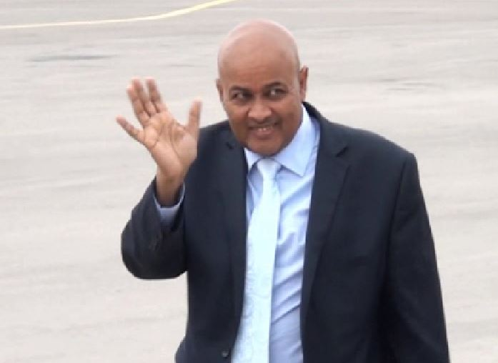 Shacabka Somaliland Oo Baafin Gudoomiyihii Xisbiga Mucaaridka Ah Ee Waddani Cabdiraxmaan Cirro.
