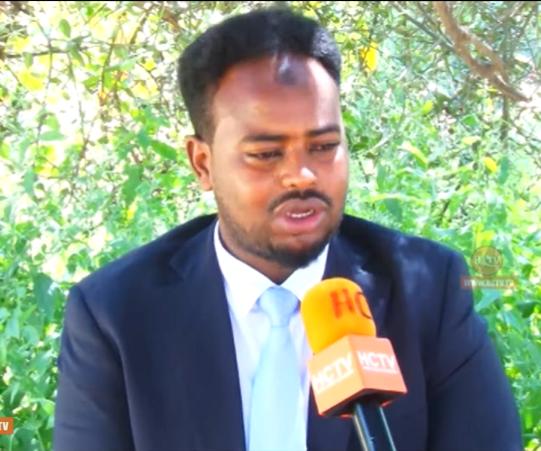 Gudaha:-Waddani Oo Cambaareeyay Xadhiga Gacansatada Ajaanibka ah Ee Lagu Xidhay Gudaha Somaliland.