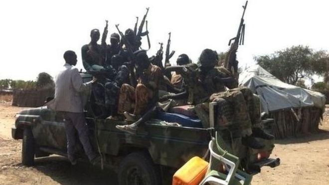 South Sudan oo lagu wadahadalsiinayo dalka Itoobiya
