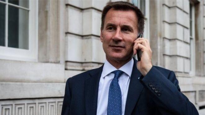 Caalamka:-Britain oo yeelatay wasiir arrimo dibadeed oo horleh.