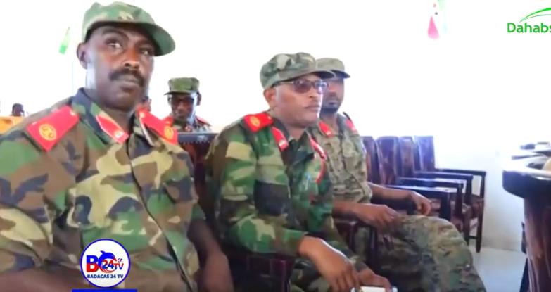 Madaxweynaha Somaliland oo khudbad Adag u jeediyey ciidan Tabobbar Loo Furay