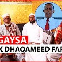 Madax Dhaqameedka Gobolada Hawd iyo Hargeisa Ayaa Xisbiyada iyo Madaxwaynaha Fariin u Diray