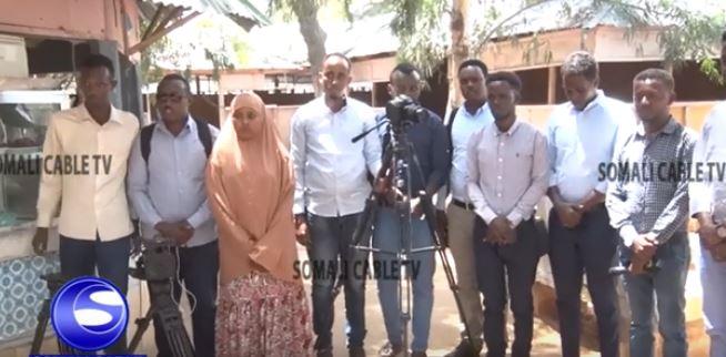 Deg Deg Wariyaasha Ka Hawla Gala Magaalada Muqdisho Cabasho Ka Muujiyay Xafiiska Raysal Wasaraha Somalia+Arimaha Sababay.