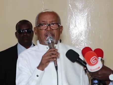 Hargeysa: Daawo Madaxweyne kuxigeenka Somaliland oo Saaka la tukaday Salaadii Ciidda Shacabka Caasimadda Hargeysa