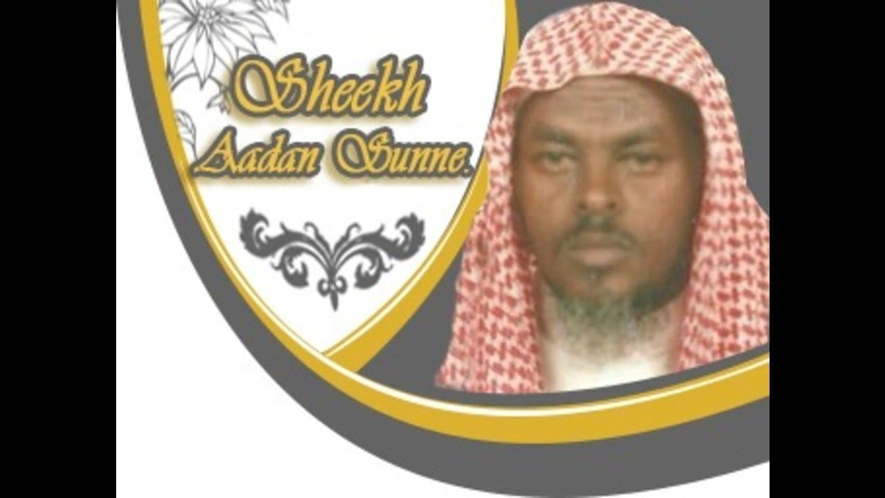 Hargeisa:-Dawlada Somaliland Oo Xukun Ku Riday Sheekh Aadan Sune+Inta Sano Ee Lagu Xukumay.