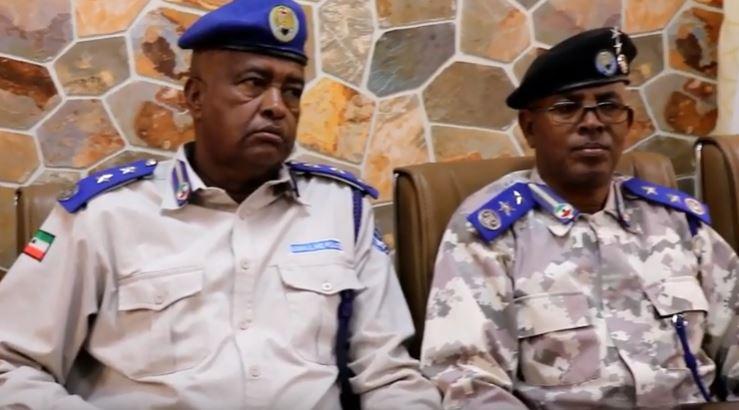 Hargeisa:-Taliska Ciidanka Booliska Somaliland Oo ka Hadlay Sababta Keentay Xadhiga Xildhibaan Maxamed Axmed Dhakool.