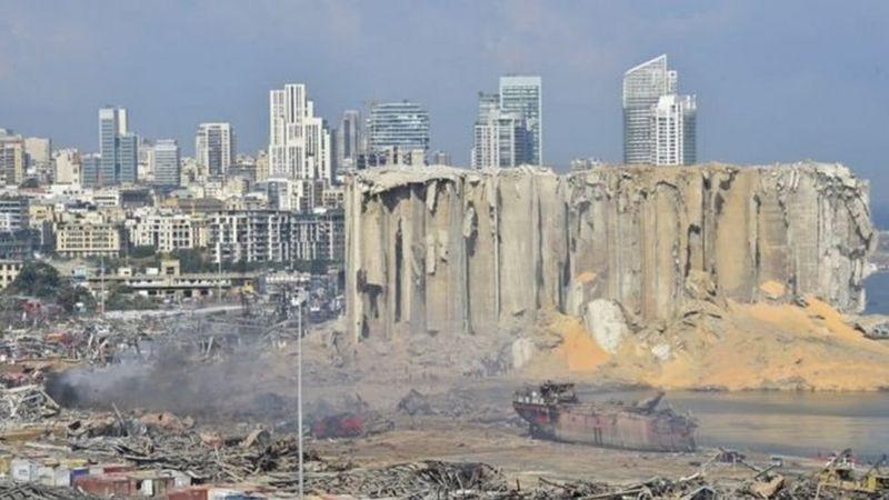 Mas'uuliyiin  La Filayo in xabsi guri loo geliyay qaraxii Beyrut Awgii.