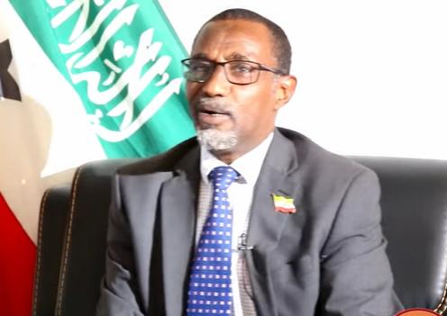 Daawo:-Waraysi Lagga Qaaday Wasiirka Hawlaha guud ee Somaliland Iyo Arimo Xasaasiya Ah Oo U Ka Hadlay.