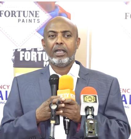"""Hargeysa: Daawo Somaliland oo laga Hirgaliyay Shirkad Samaysa Rinjiga Guryaha """" Fortune Paints """""""