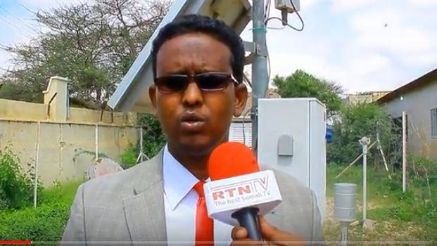 Hargeisa:-Agaasimaha Waaxda Sadaasha Hawada Ayaa Ka Hadlay Xadiga Uu Lahaa Roobabkii Dabaylaha Watay Ee Ka Dayay Somaliland.