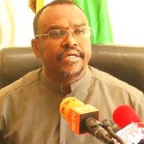 """Hargaysa:Qaranka Somaliland Rajo Fiican Ayuu Yeeshay""""….Wasiir Saleebaan Cali Koore"""