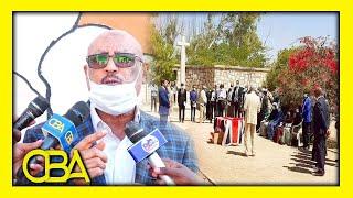 Gudoomiye Faysal Oo Beeniyay Inuu Xus Lagu Qabtay Kaaniisad Ka Qayib-galay