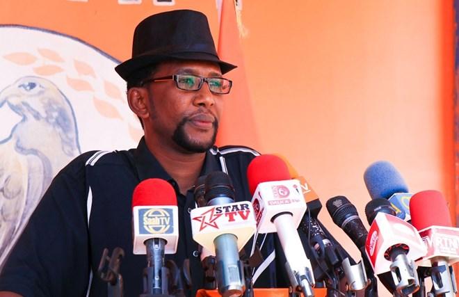 Xisbiga Wadani oo codsi u diray millateriga Somaliland