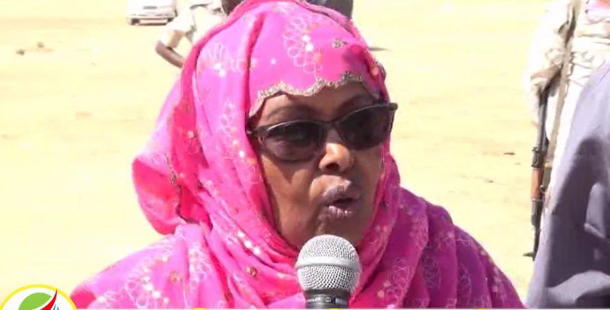 Caynaba:-Wasiirka Deegaanka Somaliland Oo Fariin u Dirtay Maamulka Puntland.