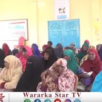 Hargaysa:-Haay'ada SOS Children Oo Maal Galin Usamaysay 75 Qoys Oo Degan Xaafada Sheikh Cumar Ee Magalada Hargeisa.