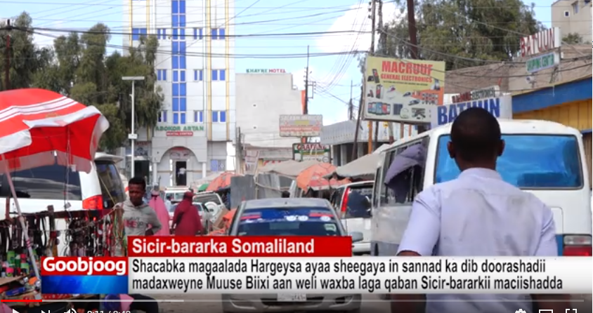 Hargeisa:-Xukuumada Muuse Biixi MaxayKa Qabatay Sixir Bararka Ka Taagan Dalka Iyo Shacabka Somaliland Ka Dhursugay.