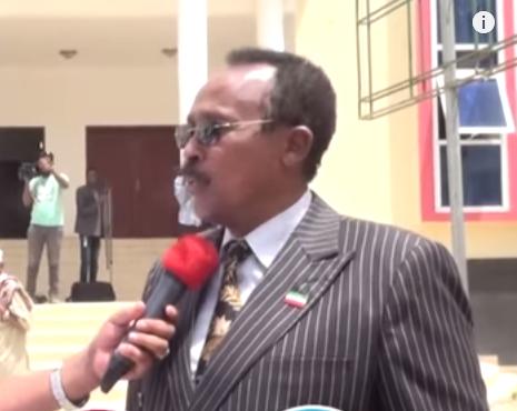 Hargeisa:-Safiirka Somaliland ee Dalka Itoobiya Oo Hada Ka Hadley Xaalada Itoobiya Iyo Safarada la Shegey