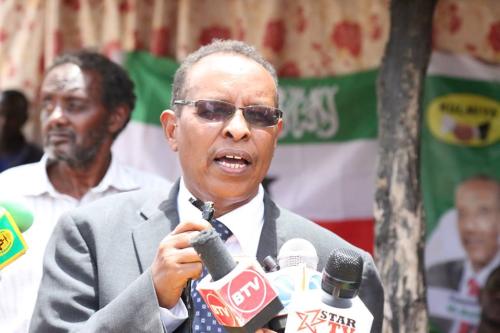 Hargaysa:-Xukuumada Somaliland Oo Soo Bandhigtay Tirada Qoysas Duufaanta Saamaysay Oo Ay Taakulo Ku Gaadhsiisay Awdal Iyo Saaxil