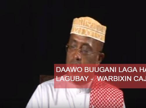 DAAWO:-Sheekh Maxamed Dirir & OO Kahadlay Buugga Xadka Riddad Maxaa Ka Run ah - Suaalo & Jawaabo
