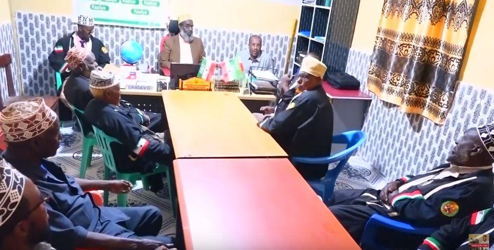 Wasiirka Cadaaladqa Somaliland Oo Kulan La Qaatay Masuuliyiinta Maxkamadaha Gobolka Sanaag
