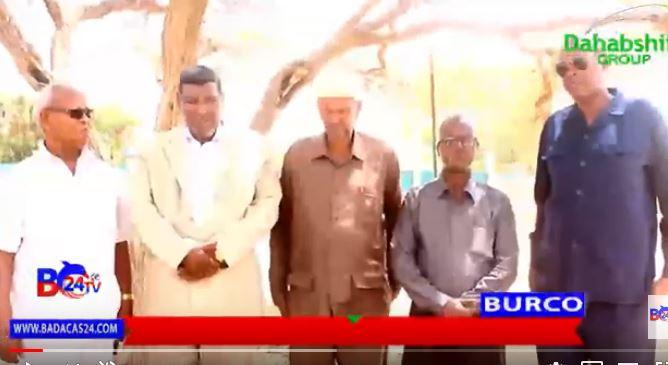 Burco:-Guddid Dhaqalaha Golaha Wakiilada Somaliland Oo Kulan La Qaatey Maamulka Gobolka Togdheer