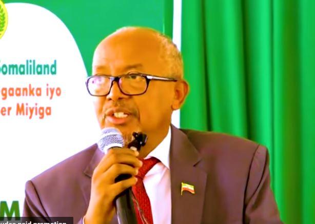 Hargeisa:-Madaxwaynaha Somaliland Oo Maanta Ka Qayb Galay Xuska Maalinta Deeganka Oo Lagu Qabtay Magaalada Hargeysa.