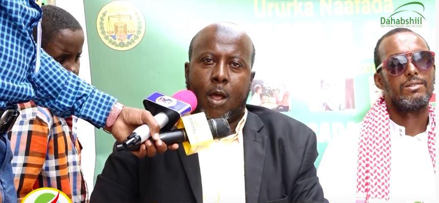 Hargysa:Ururka Naafada Somaliland Ayaa Cabasho Kamujiyey Wasarada Arimaha Bulshada Iyo Qoyska