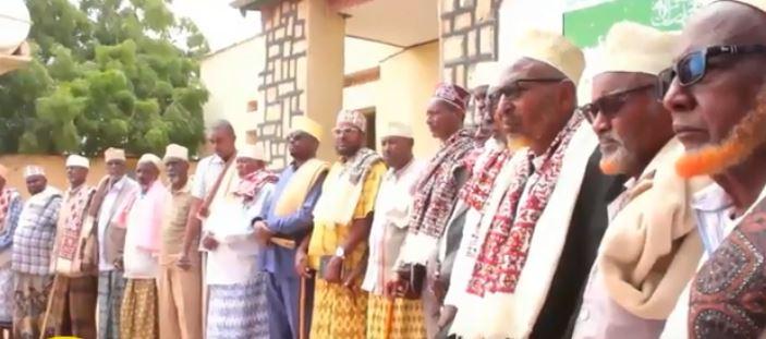 """Burco:-""""Waxaanu Qabano iyo Waxaanu Qaadano Ayaa kala Weynaaday""""Cuqaasha Togdheer Oo Hada Warbaahinta La Haday +Arimaha Ay Ka Hadleen."""