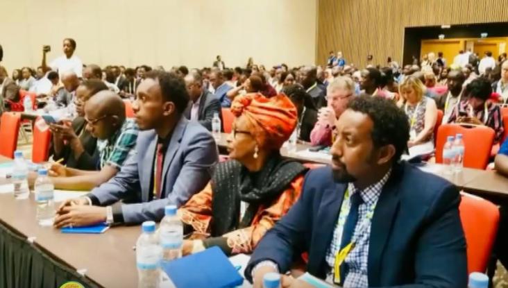 Agaasimaha Fulinta Ee Koomishanka Xakameynta Aidska Somaliland oo Dal Ku Soo Laabtey