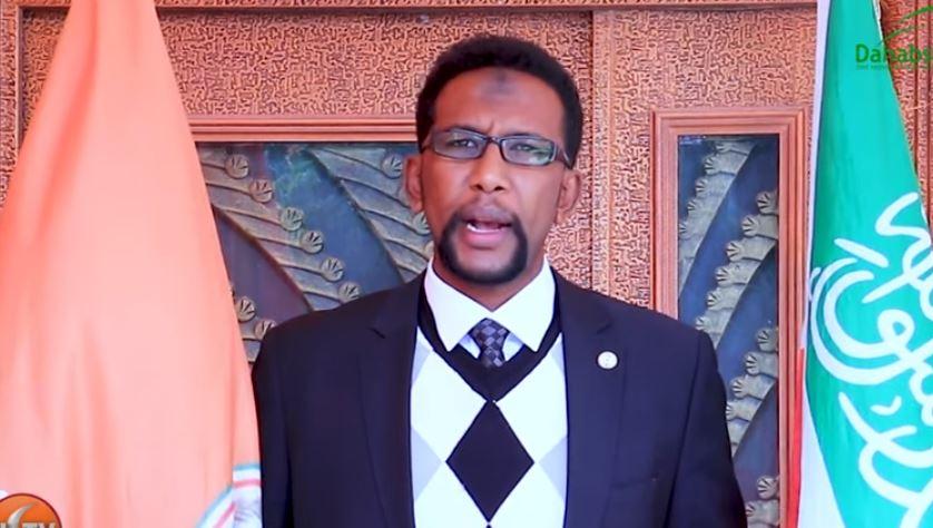 Daawo: Afhayeenka Xisbiga Waddani Barkhad Jaamac Batuun Ayaa Dhaliilo Usoo Jeediyay Xukumada Somaliland