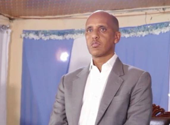 Gaashaamo: Daawo Madaxweynaha Mustafe Cagjar oo kullan la qaatay Shacaka reer Gaashaamo