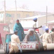 Hargaysa:Madaxtoyada Somaliland Oo Xabsiga U Taxaabatay Dad Sheegay Inay Leeyihiin Dhulka Laga Dhisaayo Madaxtoyada Cusub Ee Xukuumada Biixi.