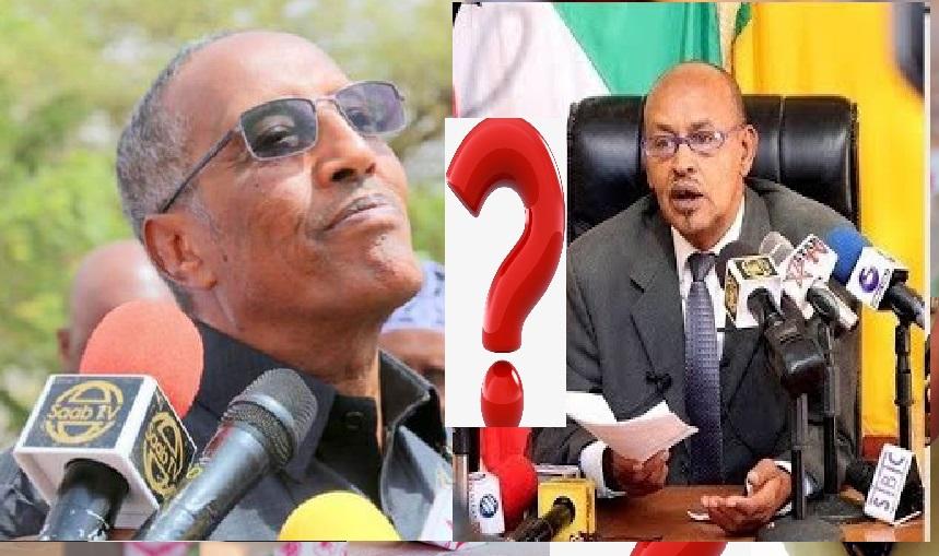 Siyaasi Jaamac Shabeel Oo Afka U Furtay Xaalado Taagan + Kana Hadlay Loolanka Gudoomiyaha Golaha Wakiilada.
