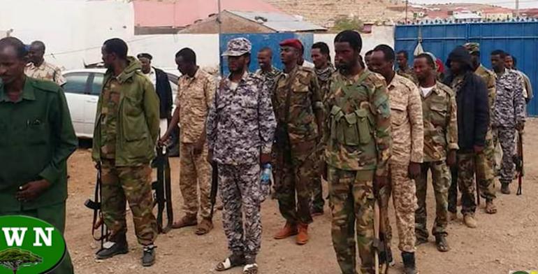 Gudaha:-Qaab Noocee Ah Aya Xukuumad Somaliland U Soo Dhawaysay Ciidamo Ka Soo Goostay Maamulka Putland.