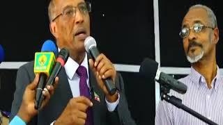 Maxaa Ka Jira In Eedo Musuq Maasuq Loo Xidhay Wasiirkii Warfaafinta Somaliland