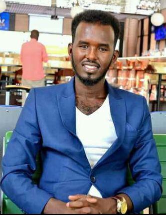 Riyadiii ka dhigtay xidigii uu rabay inuu noqdo Mohamed Omer Cismaan. ( Tobobare Nololeed ).W/Q: Cumar Muse Jama Iftiinshe