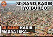 30-Sano Kadib Maxaa Iska Bedelay M.Burco Oo Ah Goobtii Lagaga Dhawaaqay Madaxbanaanida Somaliland