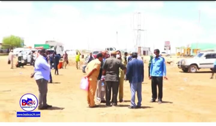 Gudaha:- Ardayda Reer Somaliland Ee Itoobiya Soo Celisay Oo Wajaale Lagu Qaabbilay