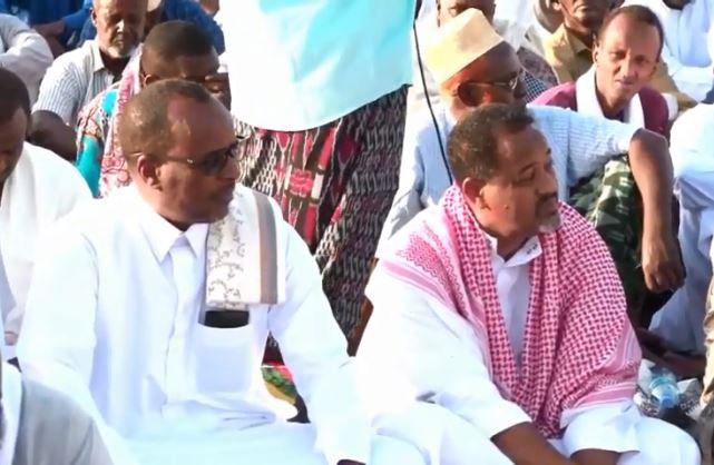 Berbera:Daawo Masuliyiinta Gobolka iyo Degmada Berbera oo Farriimo u diray Dalxiisayasha Batalaale imanaya