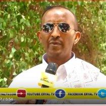 Hargeisa:-Afhayeenkii Hore Ee Madaxtooyada Somaliland Xusen Aadan Cige Dayr Oo Ka Hadlay Qaabka Loo Dhamayn Karo Colaada Ka Taagan Degmada Ceel Afwayn.