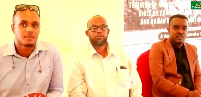 Burco: Daawo Wasarada Ciiyaaraha Oo Burco Tobabar Dhalinyarada Lagaga Wacyi Gelinayo Tahriibka Ku Qabtay