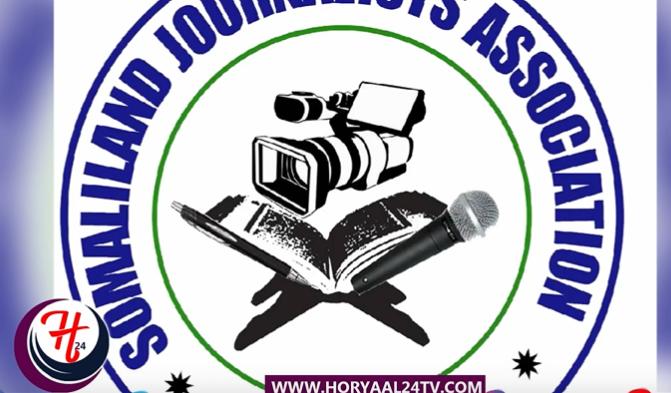 Gudaha:-Ururka Saxafada Somaliland Oo Hada Ka Hadlay Xadhiga Xukuumad Kula Kacaday Xarunta Hctv Ee Magalada Hargeisa.