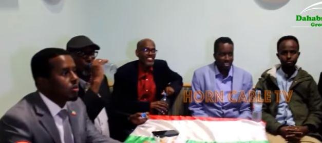 Germany: Daawo Afhayeenka Madaxweynaha Somaliland oo si weyn loogu soo dhoweeyey Waddanka Jarmalka