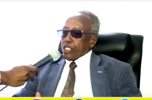 Hargeisa:-Wasiirkii Hore Ee Warshadaha Somaliland Oo Sheegay In Turkigu Aanu Dhex U Ahayn Somaliland Iyo Somalia