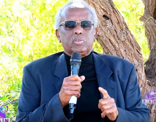 """Gudaha:-"""" Farmaajo Uu Ka Xaragoonayaa Ka Xishoonayey Inuu Afkiisa Soo Mariyo Somaliland""""Ex Wasiir Boobe"""