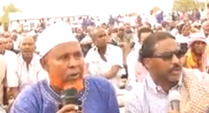 Berbera: Daawo Magaalada Berbera oo si wen looga Tukaday Salaaddii Ciidka iyo Masuliyiin Hore oo Ka hadlay