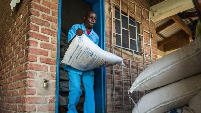 """Uganda: Dad laga cabsi qabo """"inay ku sumoobeen"""" boorash loo qaybiyay"""
