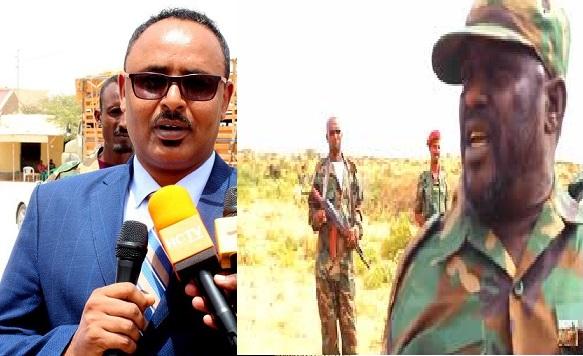 Hargeisa:-Wasiirka Gaashan Dhiga Somaliland Oo Ka Hadlay Halka Uu Ku Sugan Yahay Taliye Caare Iyo Xilliga La Soo Qabanayo.